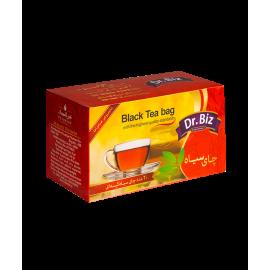 پک ۴ عددی چای کیسه ای معطر و طبیعی تیمن