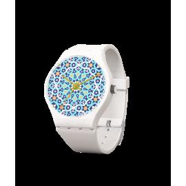 ساعت مچی اسپرت سفید TU۰۰۴