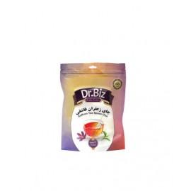 دمنوش چایی سیاه زعفرانی قاشقی Dr.BIZ