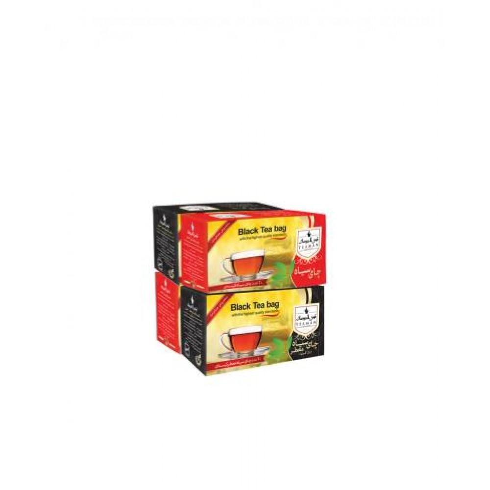 چای کیسه ای معطر و طبیعی تیمن دکتر بیز Dr Biz